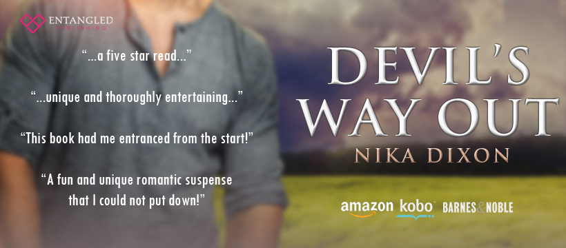 Devil's Way Out by Nika Dixon